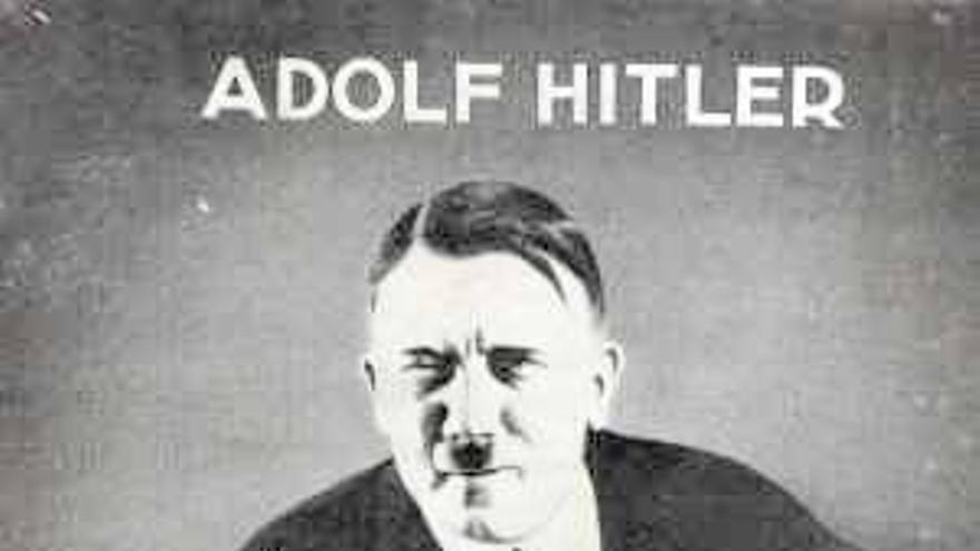 Adolf Hitler, Mein Kampf (1925)