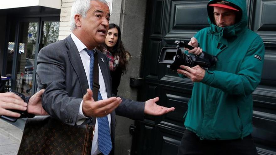 La Audiencia Nacional rechaza por sexta vez dejar en libertad a Luis Pineda