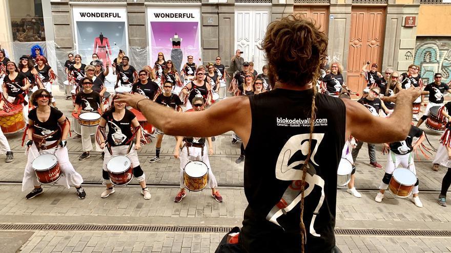 Celebración del Carnaval de Día en Santa Cruz de Tenerife