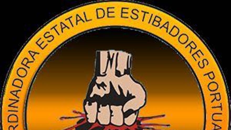 Logotipo de la Coordinadora de Estibadores.