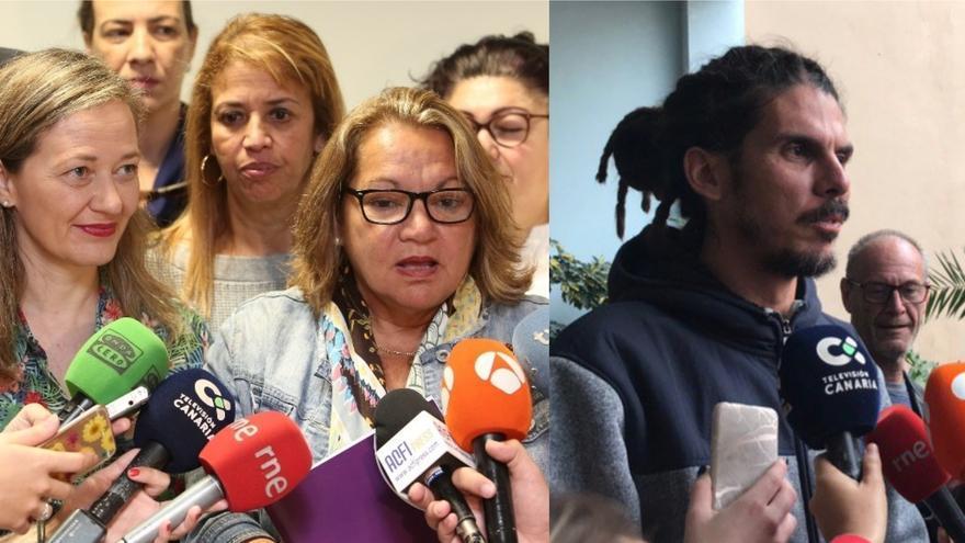 Unidas Podemos presenta sus candidaturas por Canarias al Congreso de los Diputados