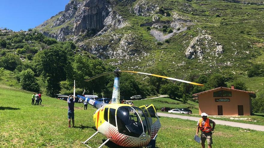 El programa 'Volando Voy' sobre el Camino Lebaniego se emite el domingo