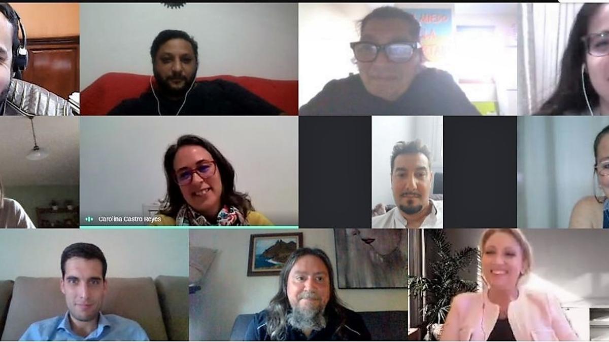 II Mesa del Pueblo Gitano