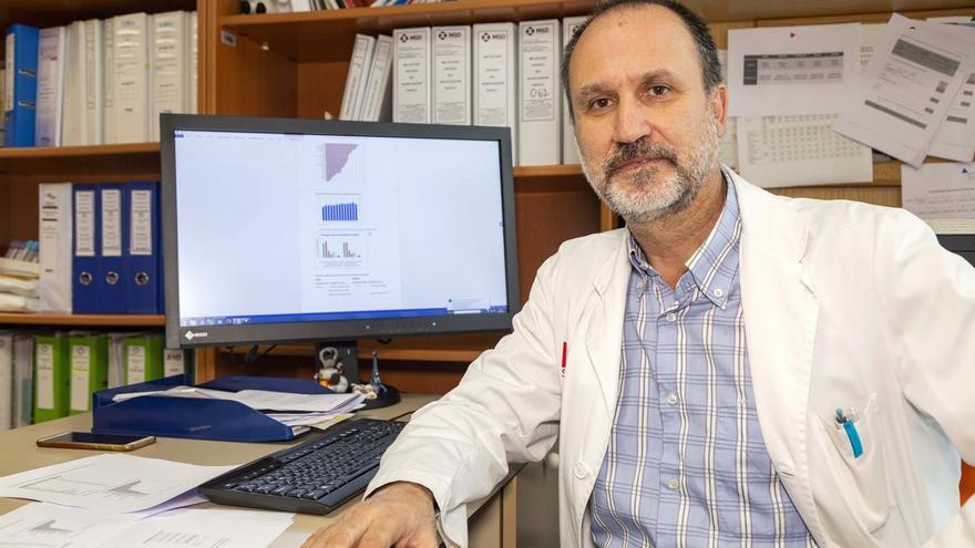 Casi seis de cada 10 enfermos de cáncer se curan, según el jefe de Oncología de Valdecilla