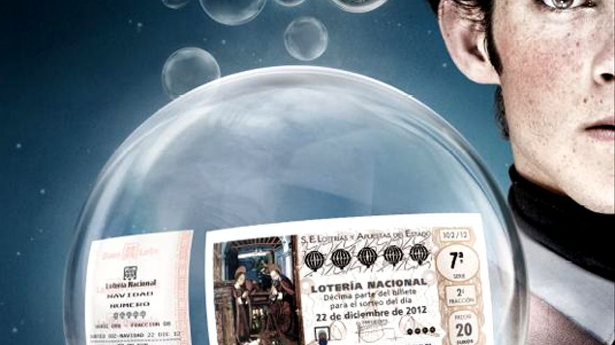 """Los """"cazadores de sueños"""", protagonistas del anuncio de la Lotería de Navidad 2012"""