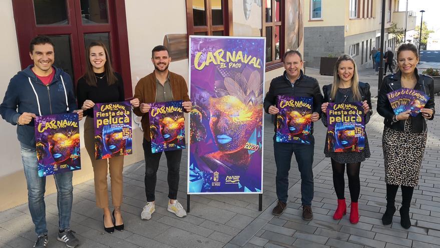 Presentación de programa del Carnaval.