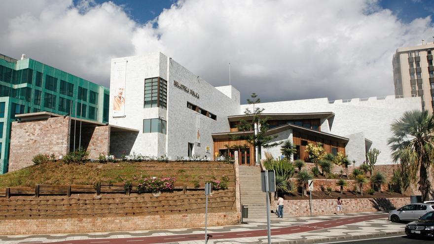 Biblioteca Pública del Estado en Las Palmas de Gran Canaria (ALEJANDRO RAMOS)