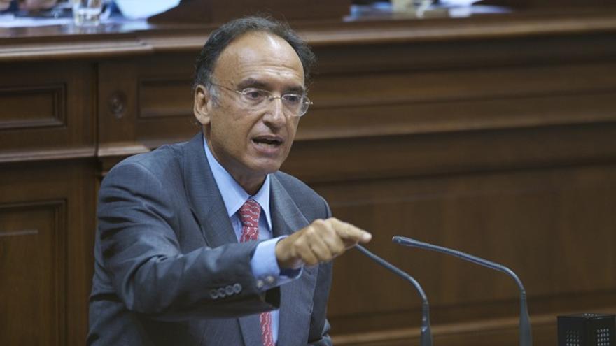 Manuel Fajardo, diputado del PSOE.
