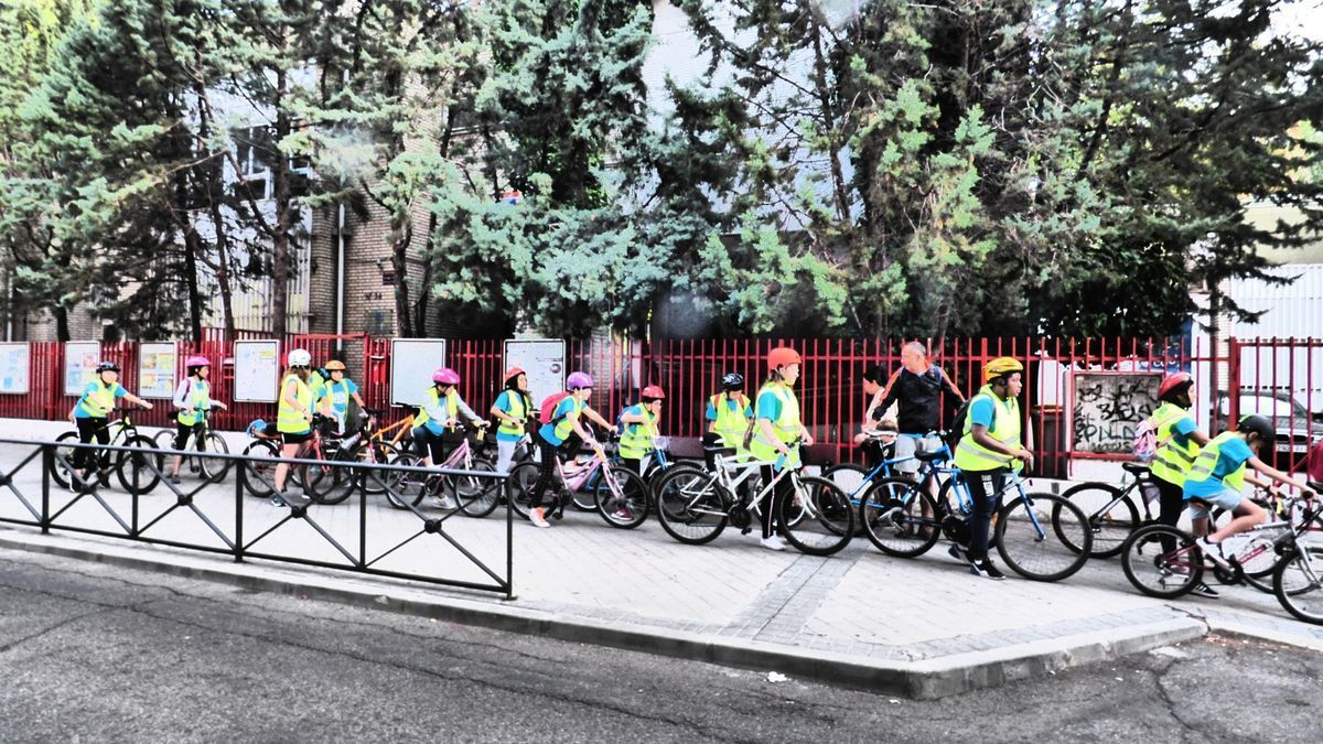 Proyecto En bici al cole