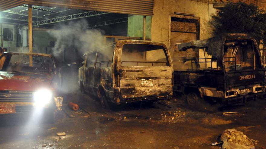 Un grupo armado ataca un cuartel de la ONU en el Sinaí egipcio, sin víctimas