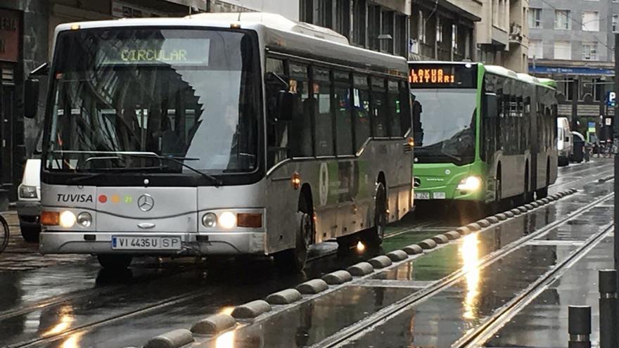 Vitoria llama a la puerta de Europa para modernizar el 100% de su flota de autobuses urbanos con modelos eléctricos y de hidrógeno