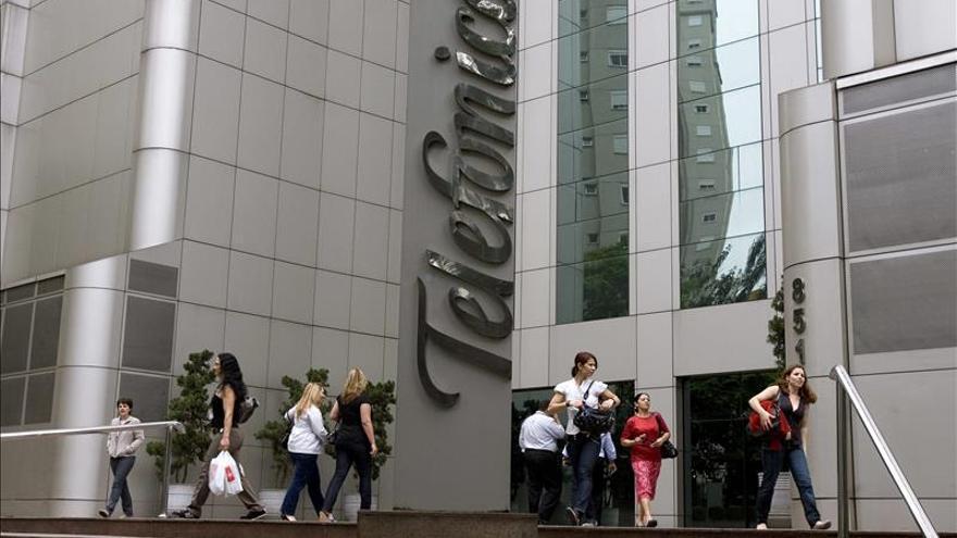 La asamblea de Telefónica Brasil ratifica la compra de GVT