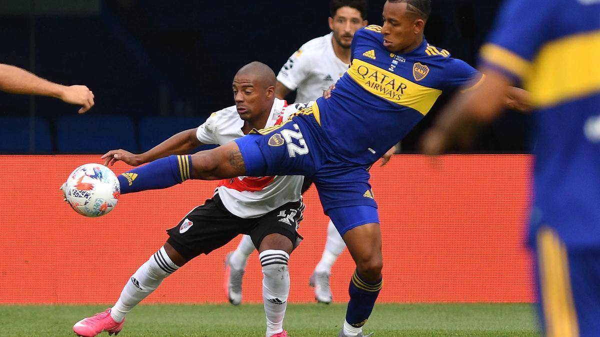 A nivel juego, Boca depende más de sus individualidades; River, del funcionamiento de su equipo