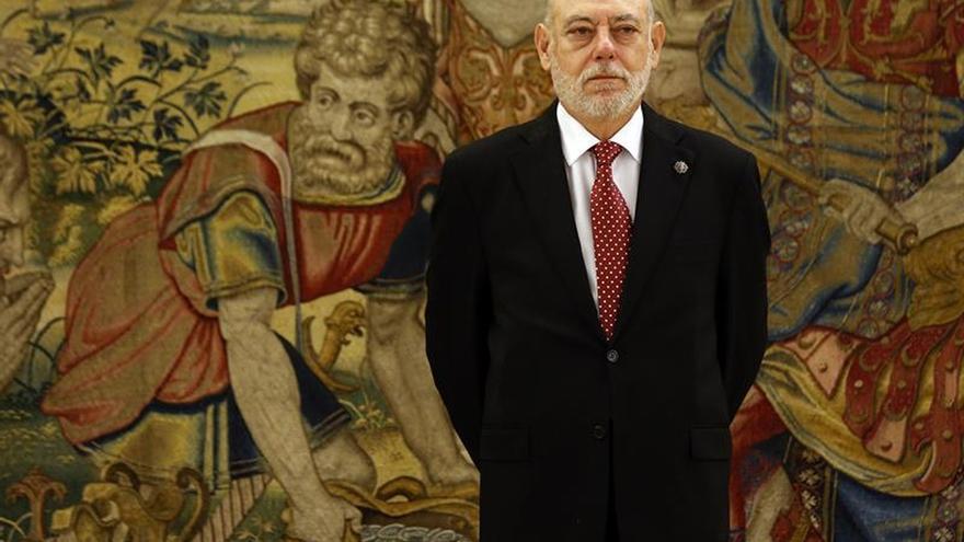 José Manuel Maza toma hoy posesión como fiscal general del Estado