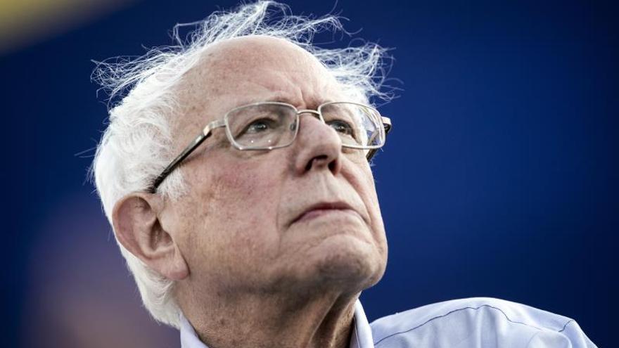 Sanders lidera las encuestas en New Hampsire (EEUU) con Biden a la zaga