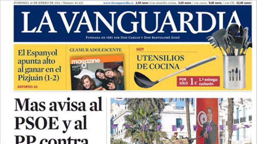 De las portadas del día (16/01/2011) #8