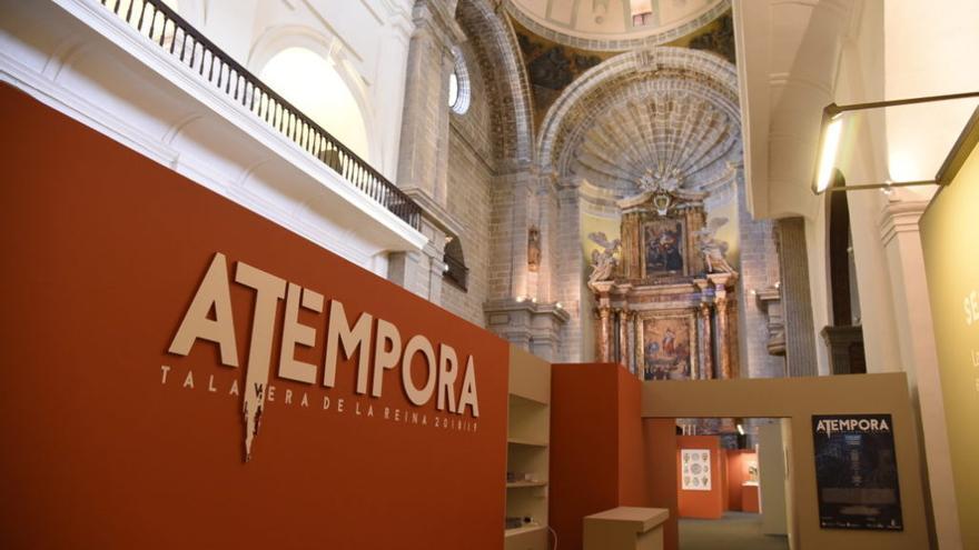 Exposición 'aTempora' de Talavera de la Reina / Fundación Impulsa Castilla-La Mancha