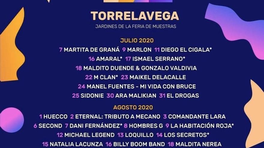 El ciclo 'Viva la vida' llevará a La Lechera 35 conciertos en julio y agosto
