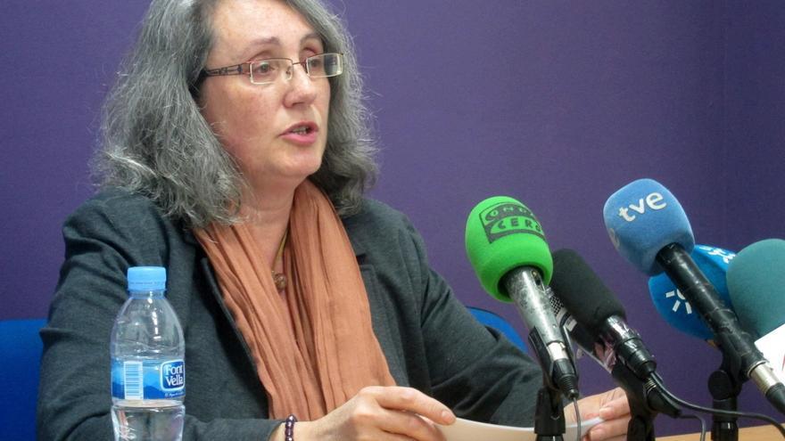"""La exsecretaria general de Podemos de Jaén acusa a la dirección de """"mirar hacia otro lado"""" ante """"viles artimañas"""""""