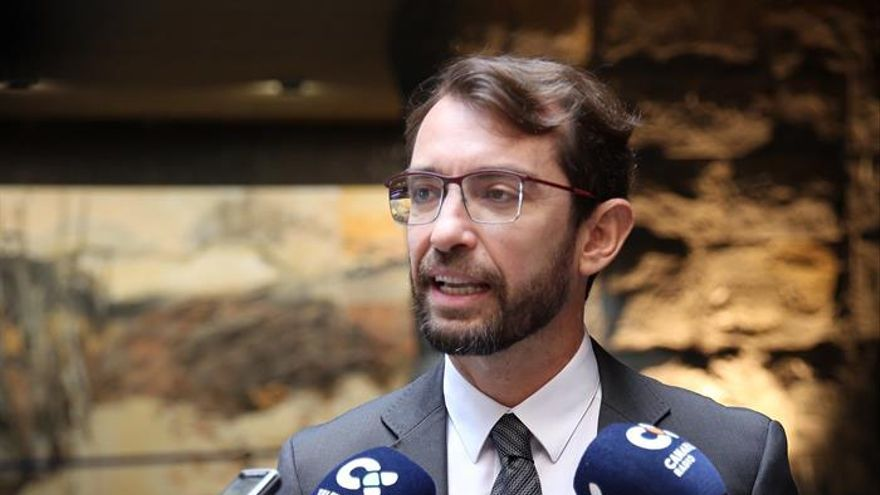 El presidente del consorcio de la Zona Especial Canaria (ZEC), Antonio José Olivera