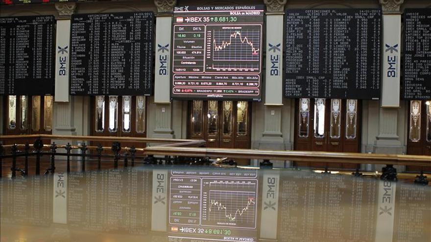 El IBEX sube el 0,08 por ciento en la apertura sostenido por Wall Street
