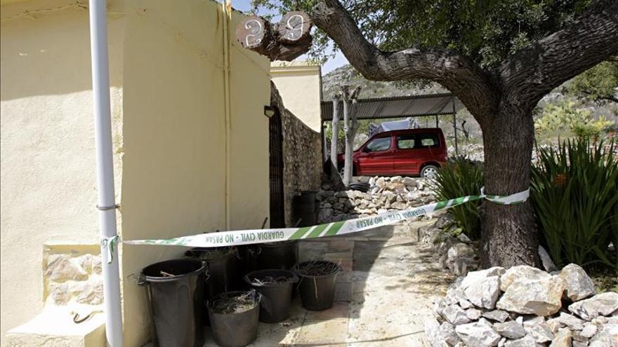 Un detenido por el asesinato en marzo de un matrimonio británico en Alicante