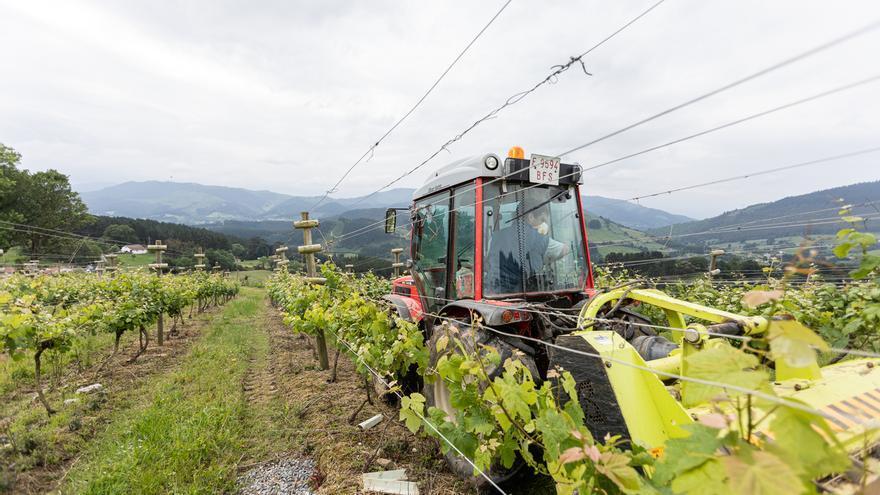 Las ventas de tractores suben un 100% en mayo en Cantabria