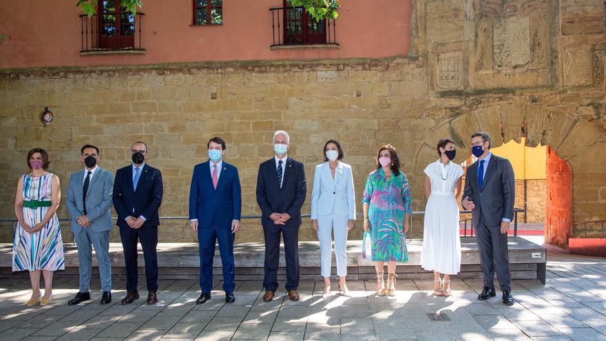 Maroto: El Xacobeo es una oportunidad para reforzar la cooperación institucional