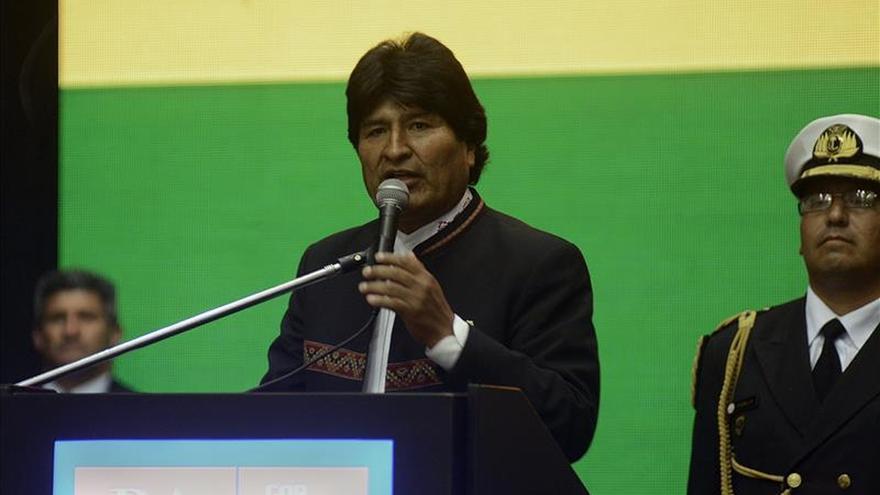 Evo Morales confirma su asistencia a la cumbre del clima en París