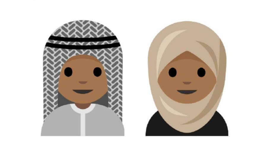 Los dos diseños de la propuesta de Rayouf Alhumedhi
