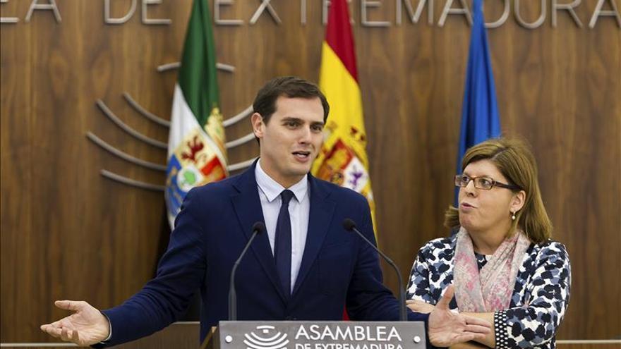 Rivera espera que el Constitucional suspenda la declaración independentista