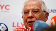 """Borrell limitará la actividad de Leopoldo López en la Embajada española: """"No se convertirá en centro de activismo"""""""