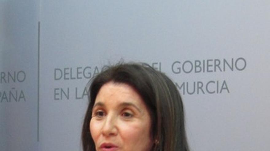 Inmaculada García, presidenta de SELAE