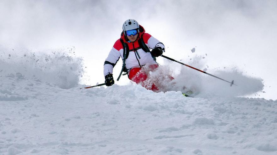 Lesión pulgar del esquiador