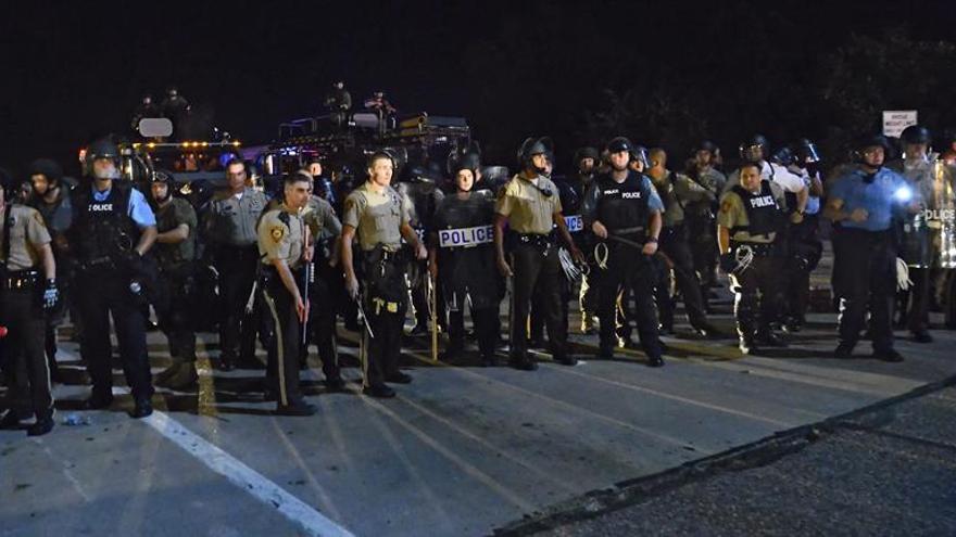 Un muerto durante la segunda noche de disturbios en Charlotte (EE.UU.)