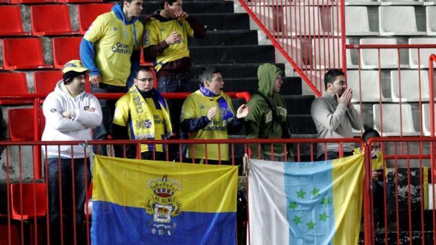 Del Nástic-UD Las Palmas #1