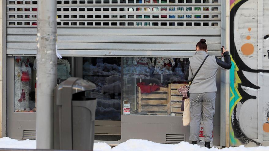 Madrid, región donde menos caen las ventas del comercio minorista en febrero