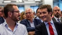 """Cuando Maroto pedía """"tolerancia cero"""" con quienes se empadronaban """"de forma irregular"""" ocho años antes de ser senador por Castilla y León"""