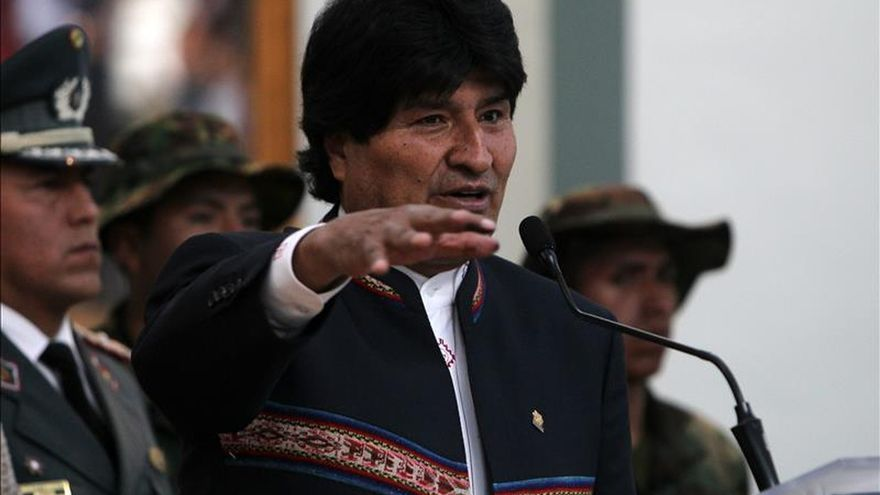 Morales celebra el fallo de la CIJ y convoca a Chile a dialogar sobre la demanda de mar