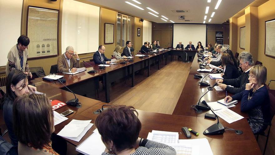 Los profesionales designarán dos vocales en el Consejo de Gobierno del Servicio Navarro de Salud