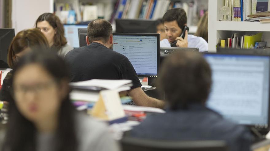 La creación de empresas en Euskadi cae un 0,4% en julio y la disolución se reduce un 24%