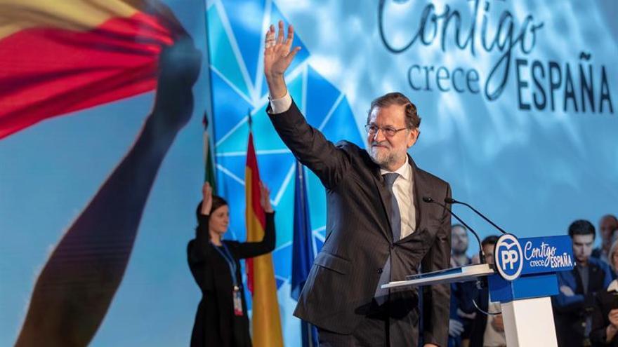 Rajoy urge un president viable que respete la ley sean cuales sean sus ideas