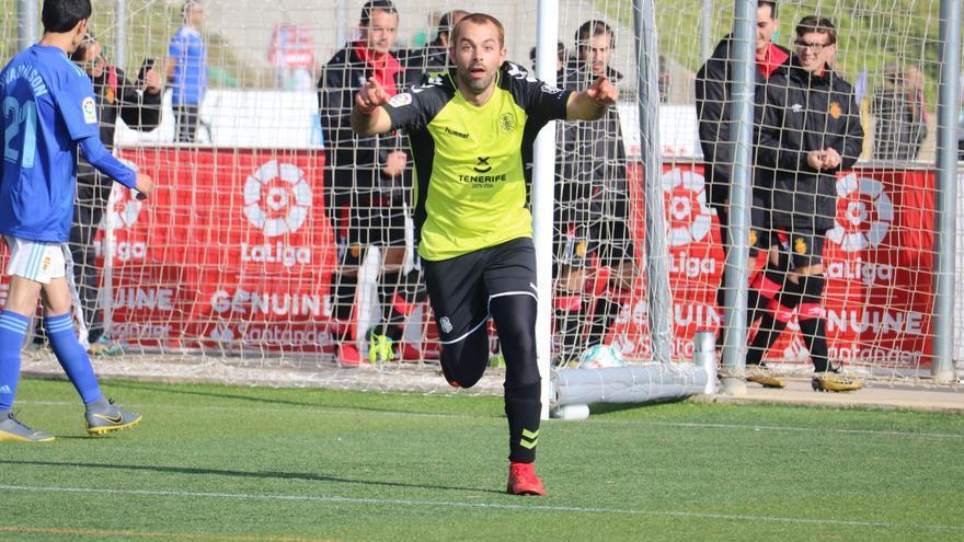 Una victoria y una derrota para el CD Tenerife EDI en su estreno en LaLiga Genuine.