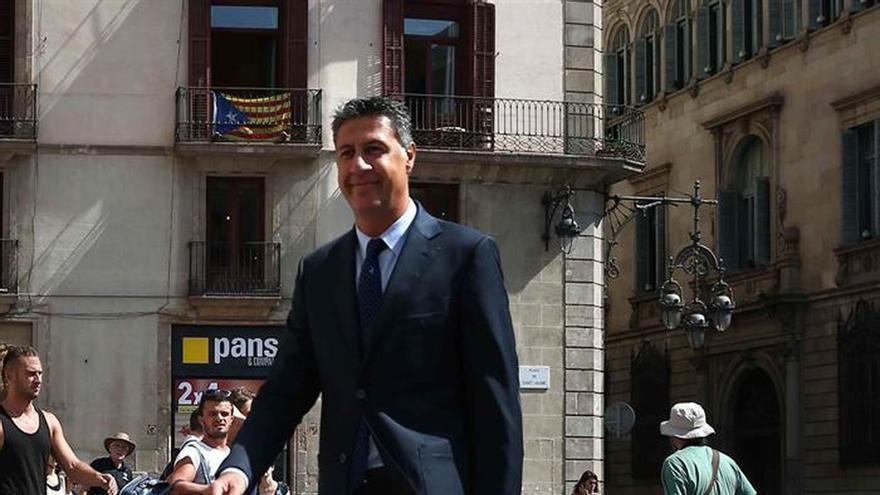 Albiol se reúne con Puigdemont y le ve decidido a asumir un referendo unilateral