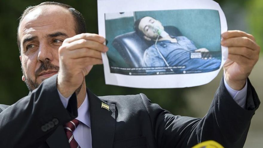 La ONU pedirá al Gobierno sirio discutir el proceso político en las próximas negociaciones