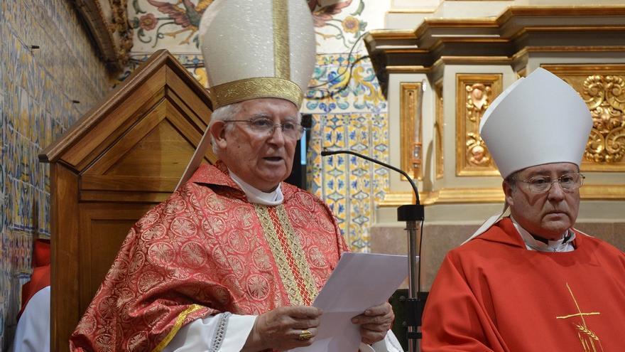 """El cardenal Cañizares urge a """"restaurar y fortalecer"""" la unidad de una España """"que está a punto de romperse"""""""