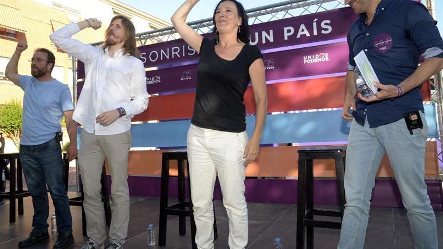 Bescansa reconoce que están obligados a llegar a un acuerdo con el PSOE