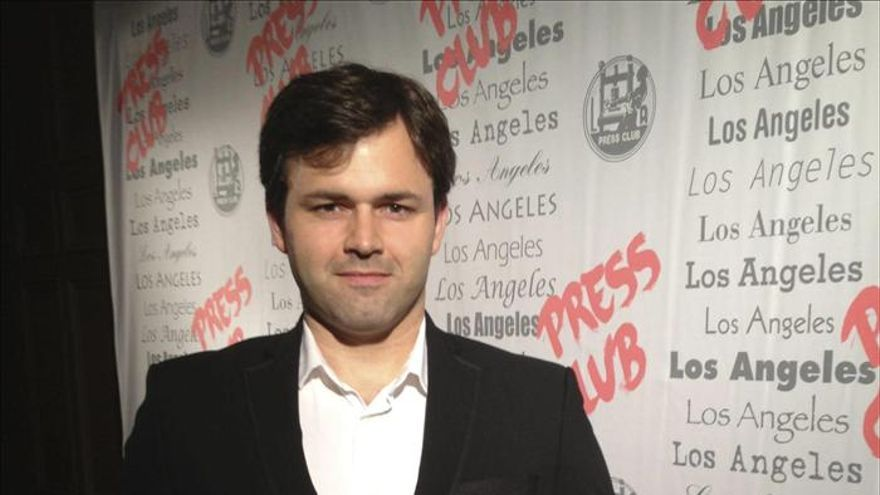Corresponsal de Efe en California premiado en Entertainment Journalism Awards