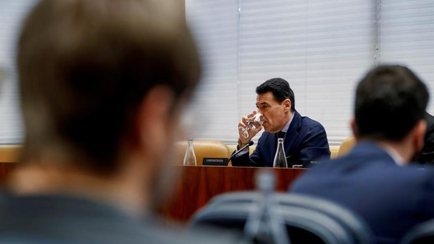 """Ignacio González, sobre Moix: """"Es un profesional como la copa de un pino"""""""