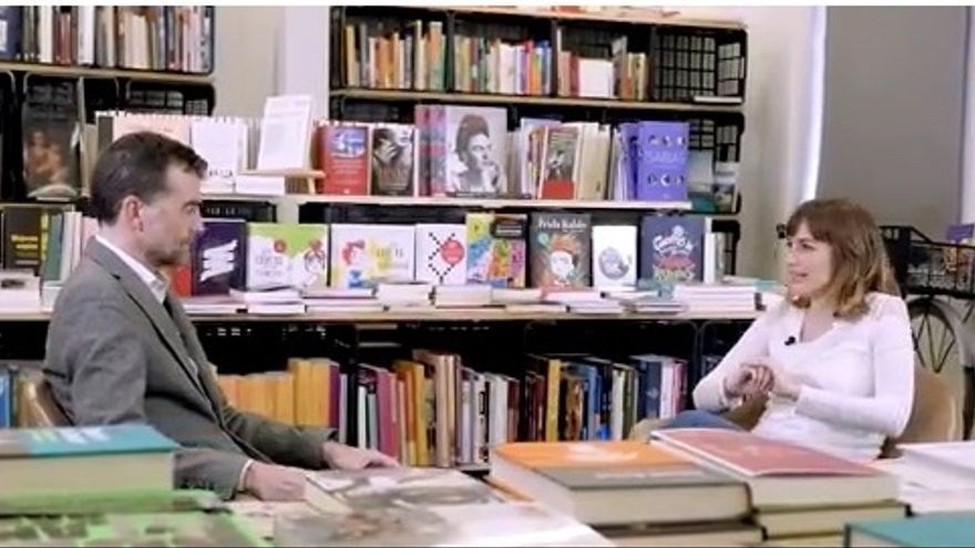 Antonio Maíllo y Anita Botwin conversan sobre feminismo